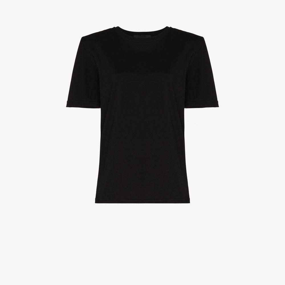 Ebe Padded Shoulder T-Shirt