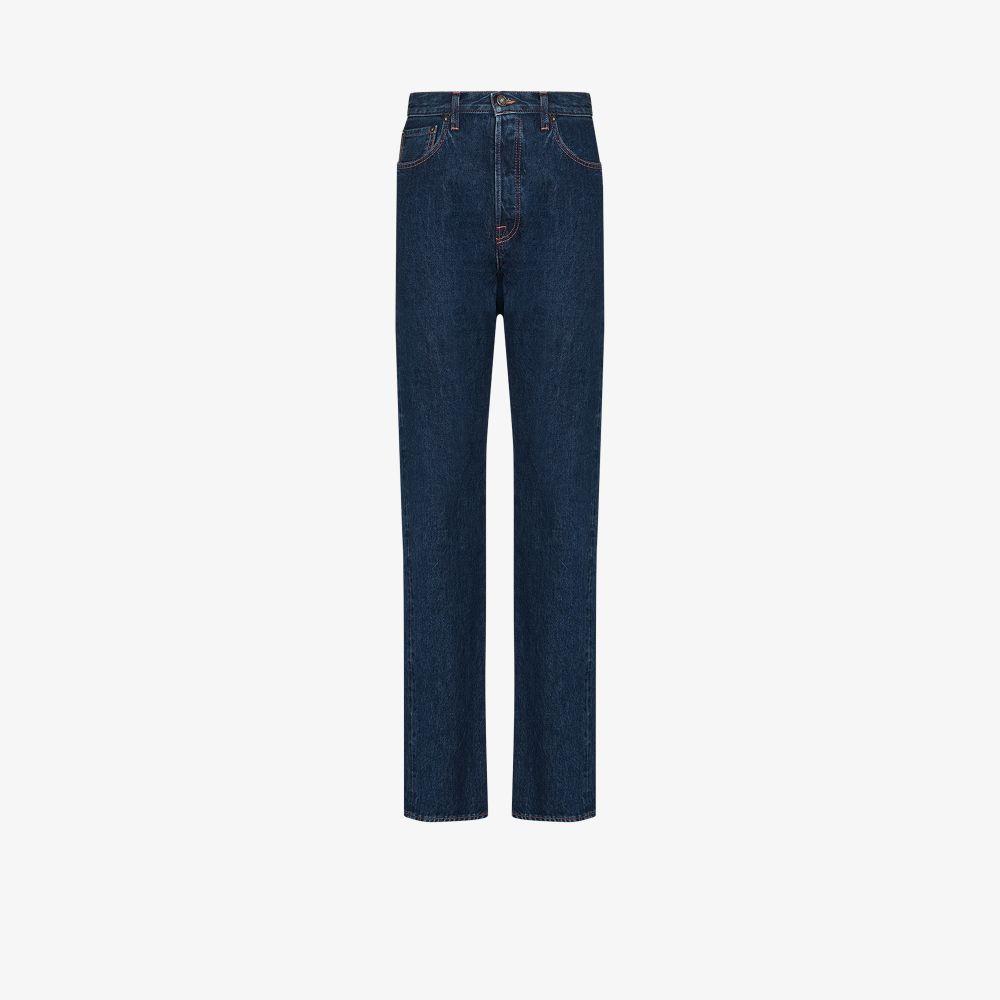 Victoria Straight Leg Jeans