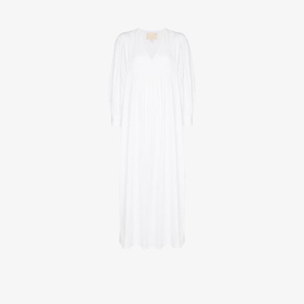 Ajmer Cotton Midi Dress