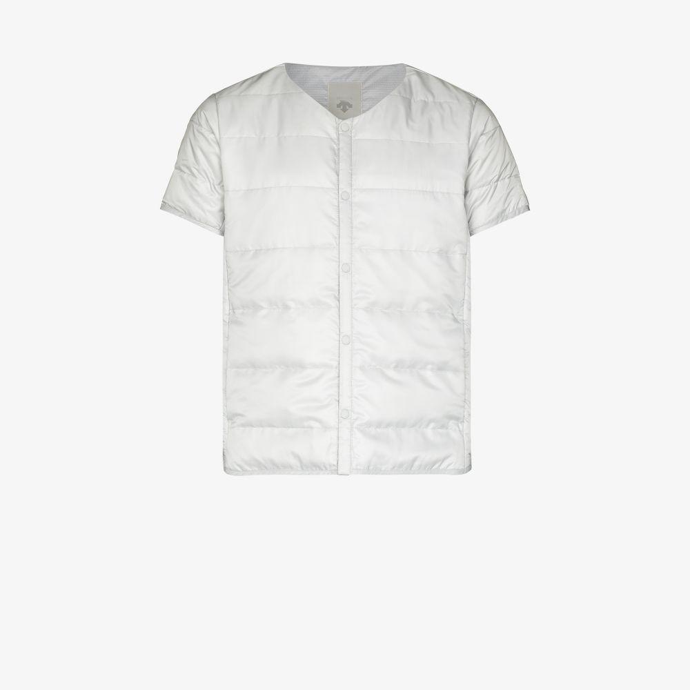 Grey H.C.S Down Padded Shirt