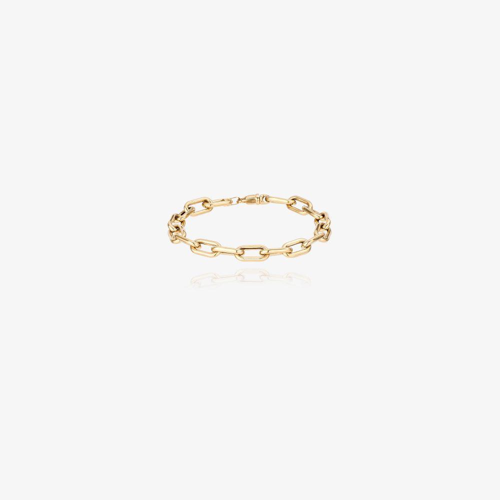 Adina Reyter 14k Yellow Gold Italian Chain Bracelet