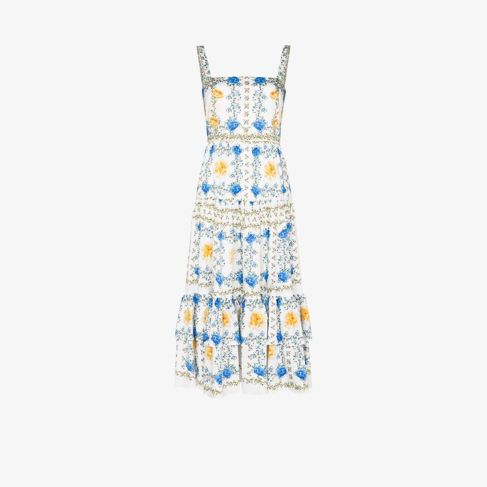 Daniela Floral Print Dress