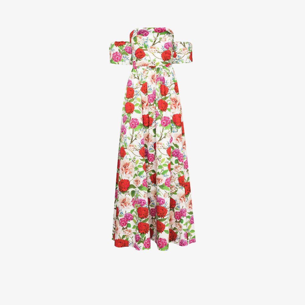 Juliet Floral Print Dress