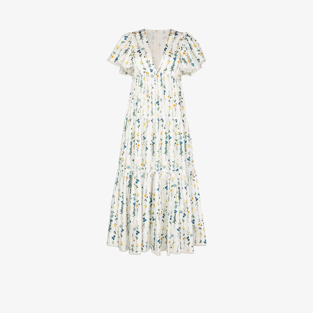 Agnes Floral Print Dress