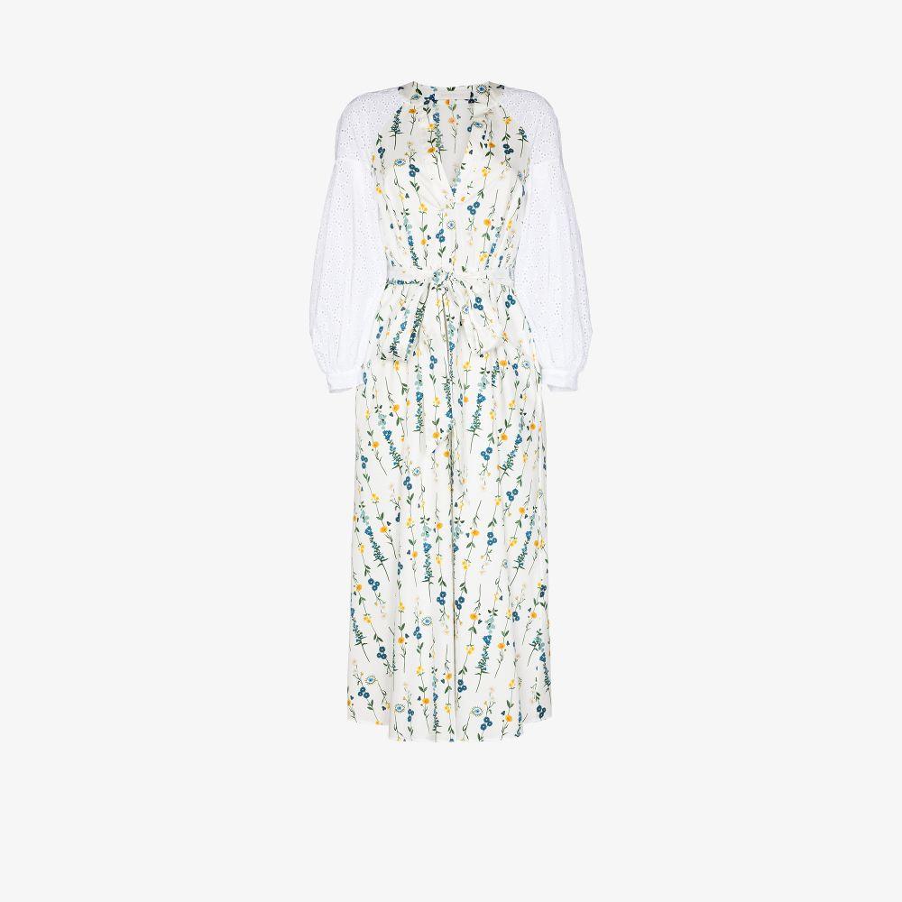 Mia Floral Print Dress