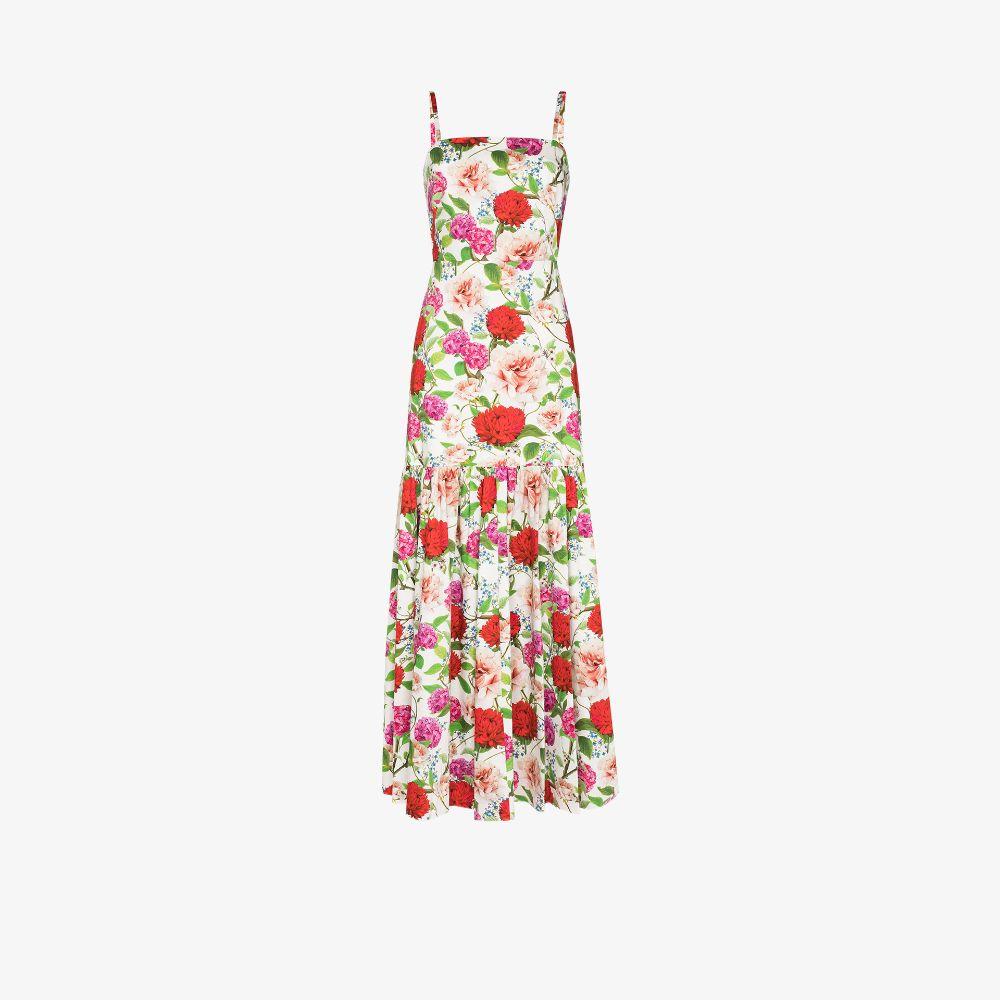 Cordelia Floral Print Dress