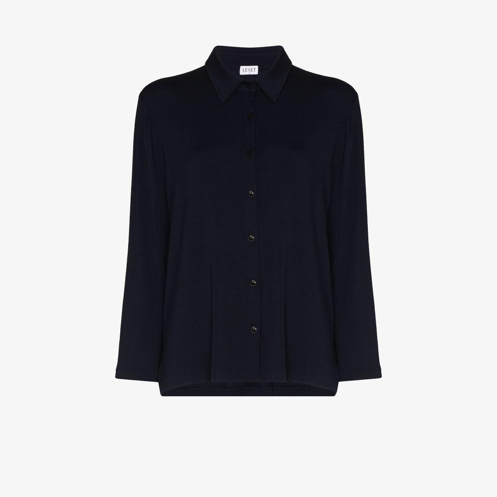 Nora Button-Down Pyjama Shirt