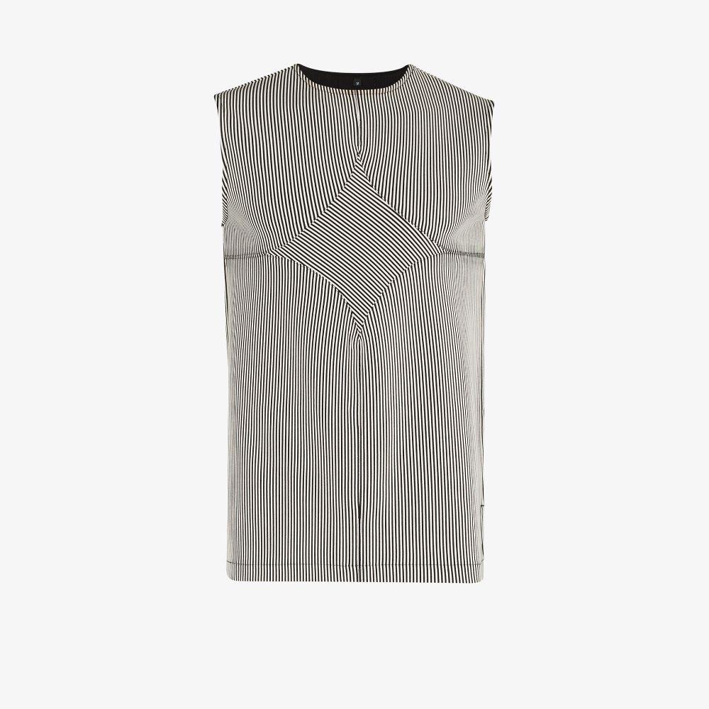 Sci Fi Striped Vest