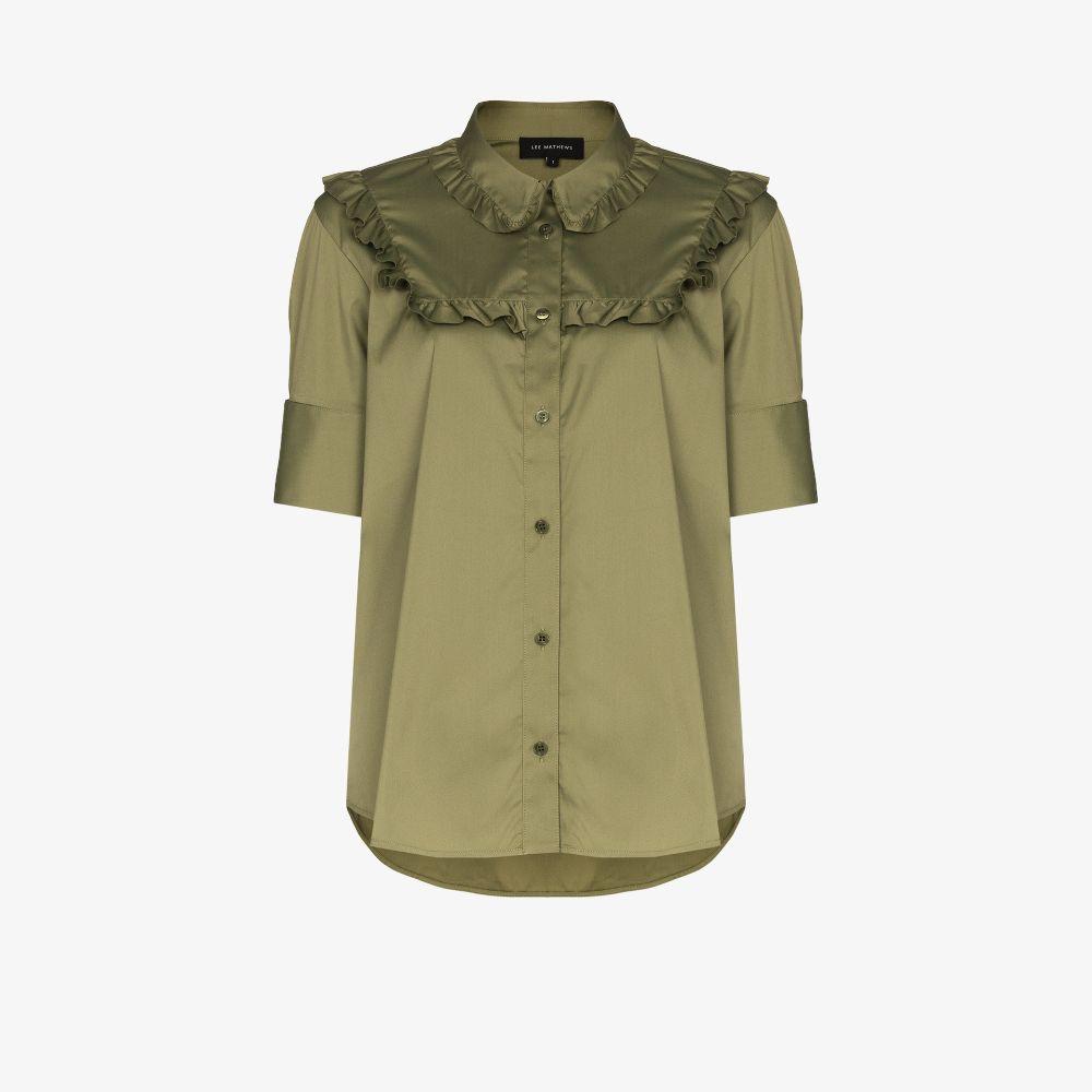 Elizabeth Ruffled Shirt