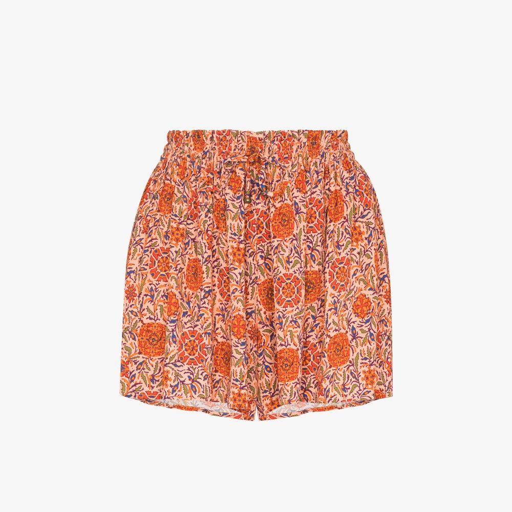Selena Printed Shorts