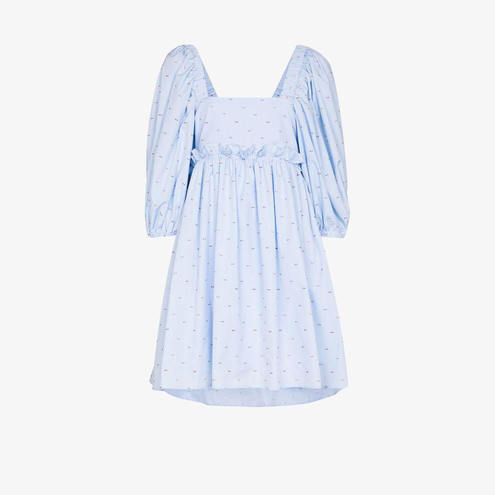 Pernille Cotton Mini Dress
