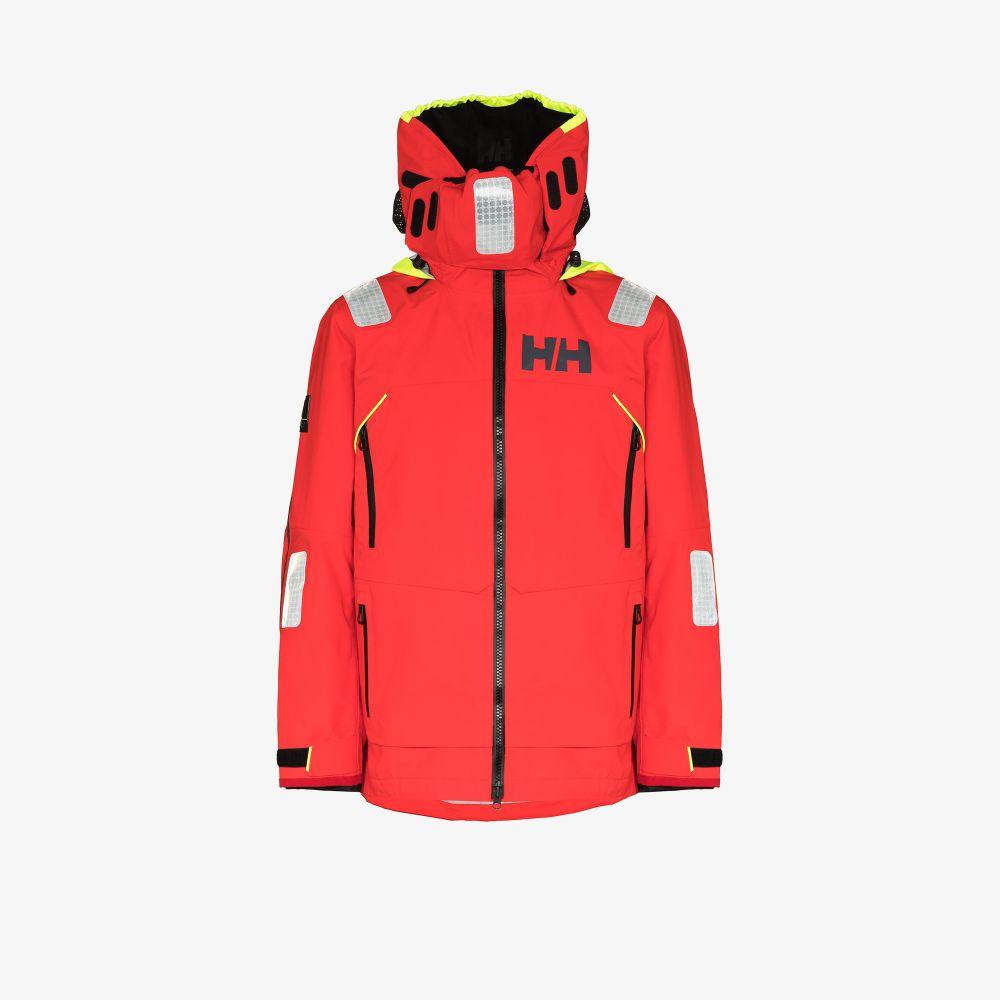 Red Aegir Race Jacket