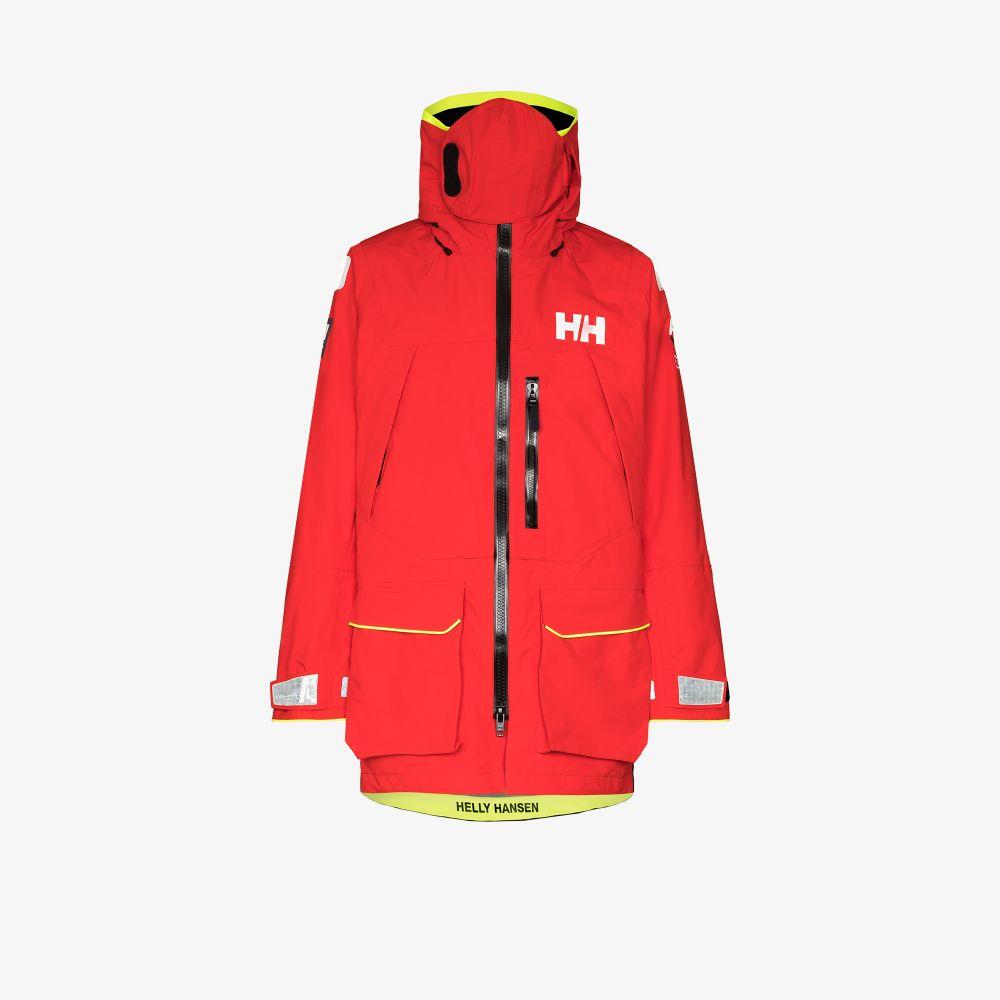 Red Aegir Ocean Jacket