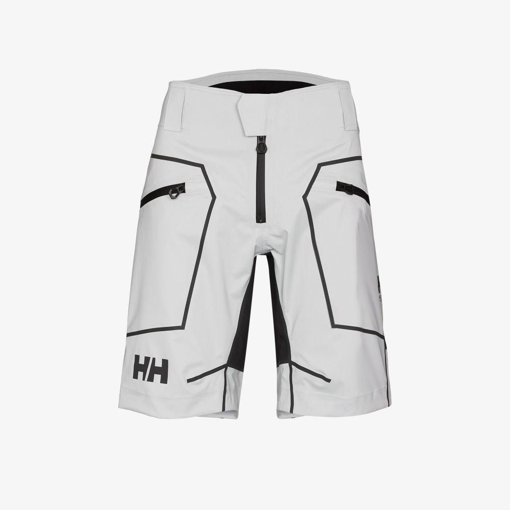 Grey HP Foil Pro Sailing Shorts