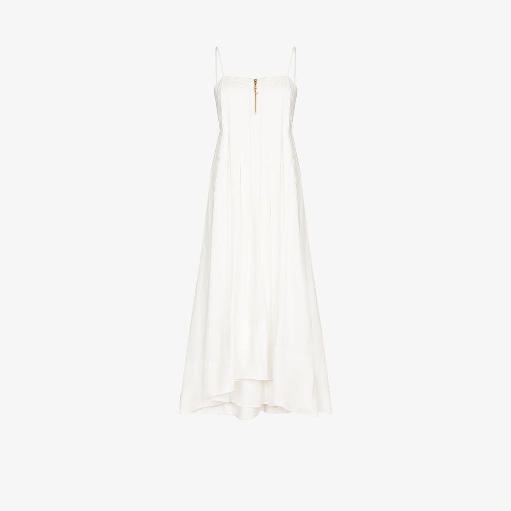 Selene Organic Cotton Midi Dress
