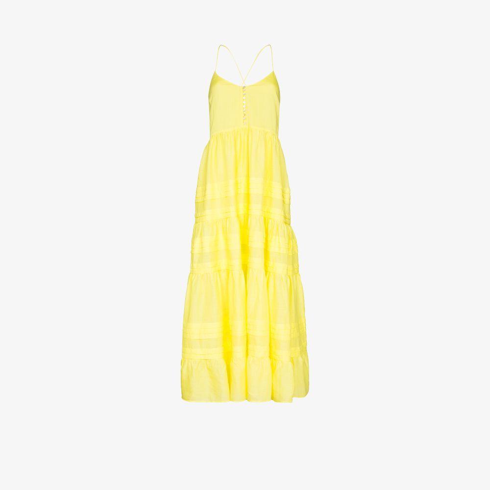 Fleur Tiered Maxi Dress