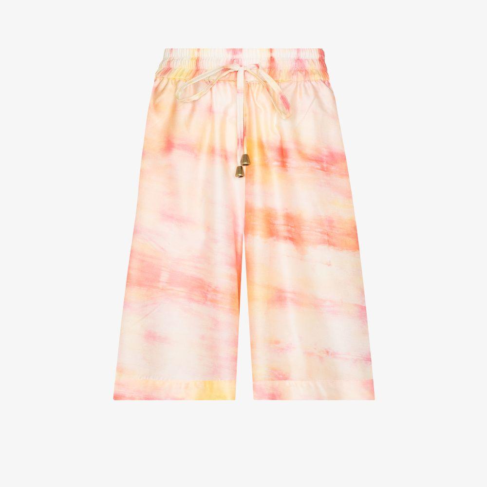 Uma Tie-Dye Shorts