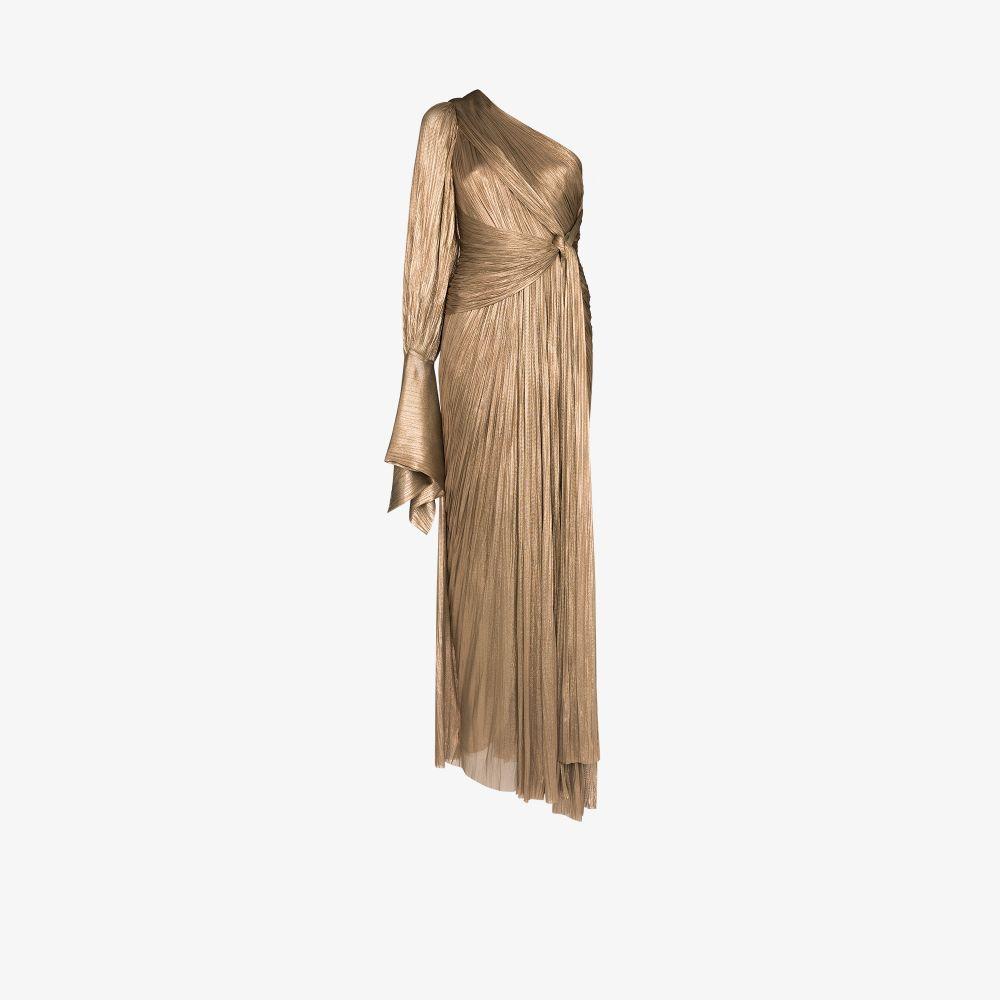 Eden One Shoulder Gown