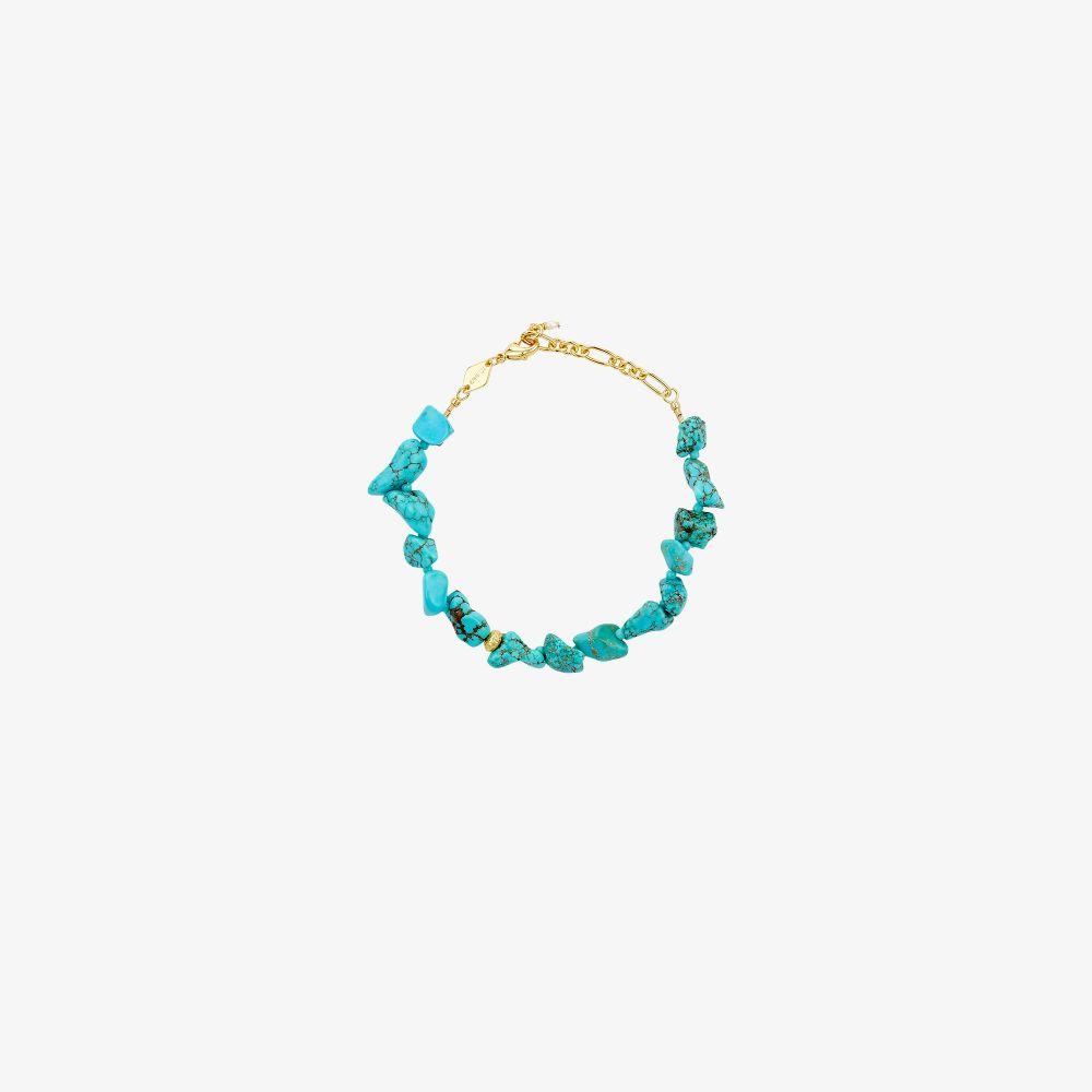 Blue Beach Cocktail Turquoise Bracelet
