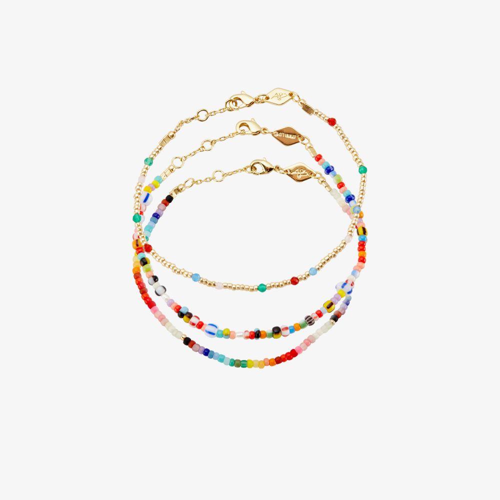 Gold-Plated Eldorado Juven Alaia Bracelet Set