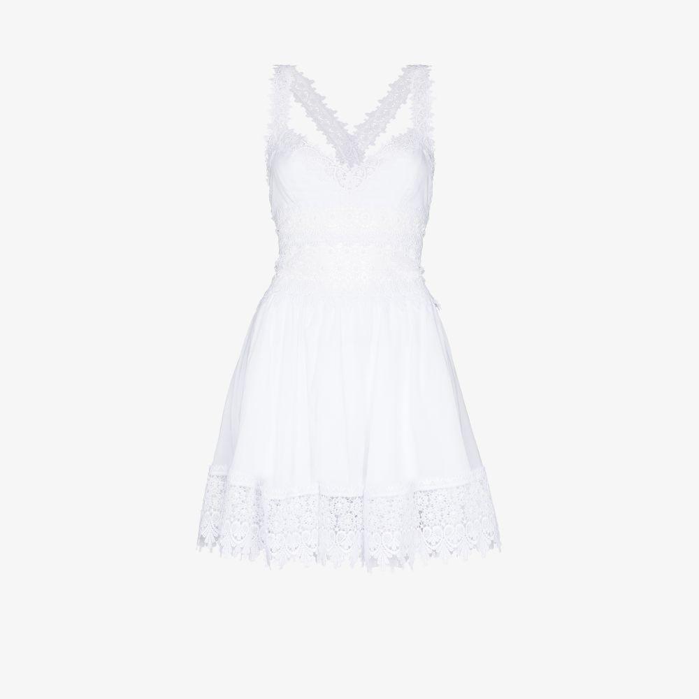 Marilyn Lace Mini Dress