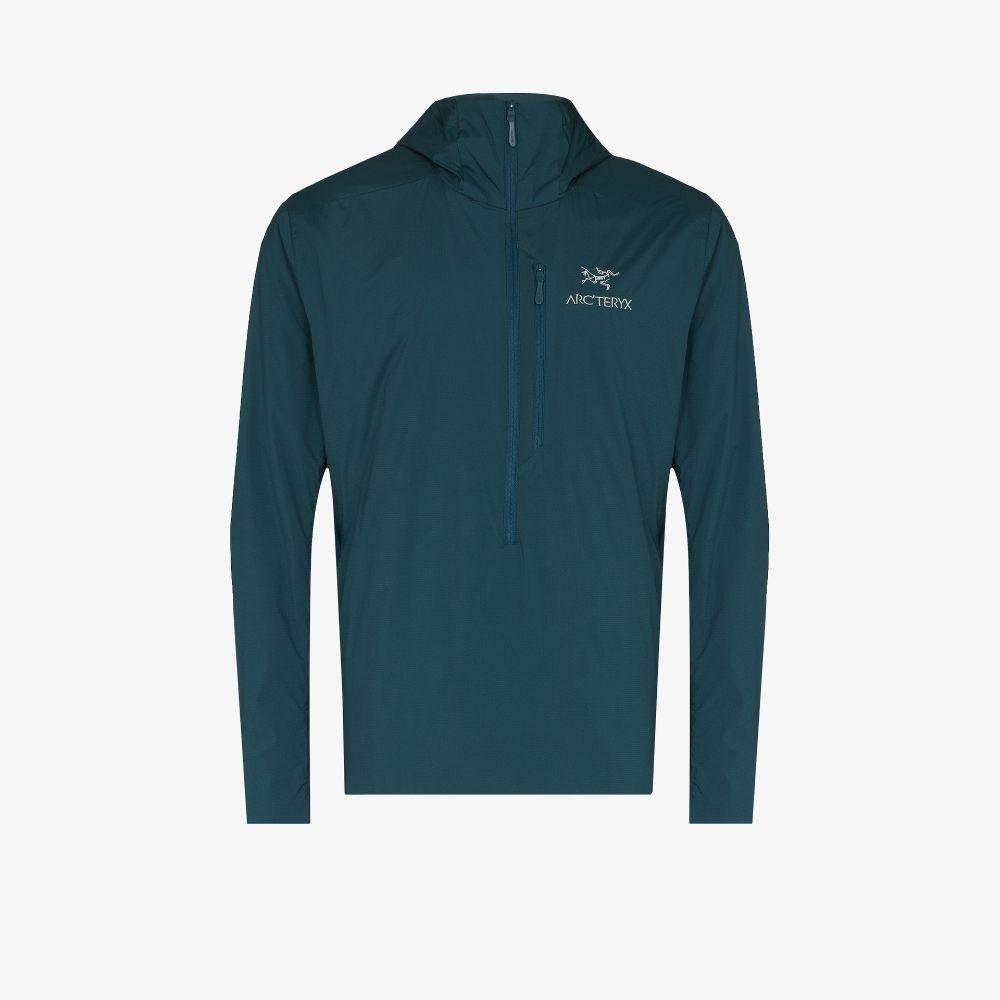 Blue Atom SL Hooded Jacket