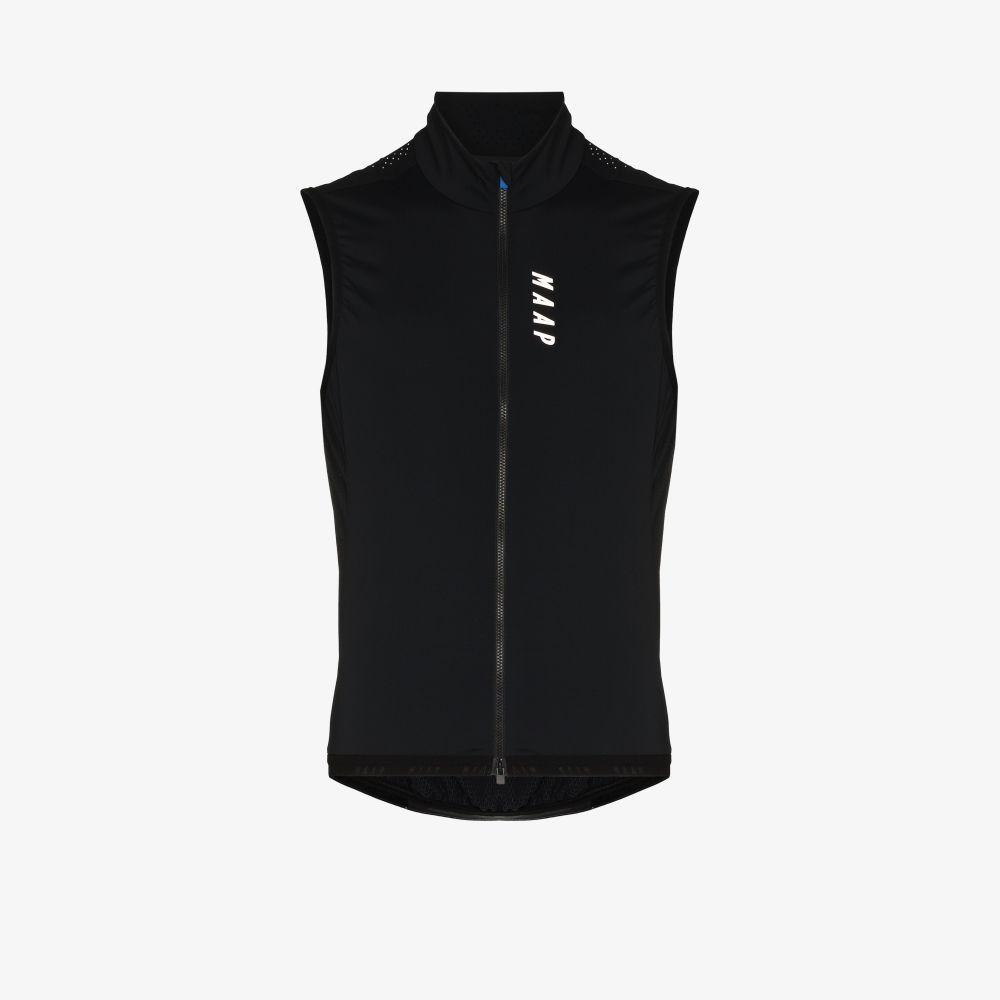 Black Draft Team Vest