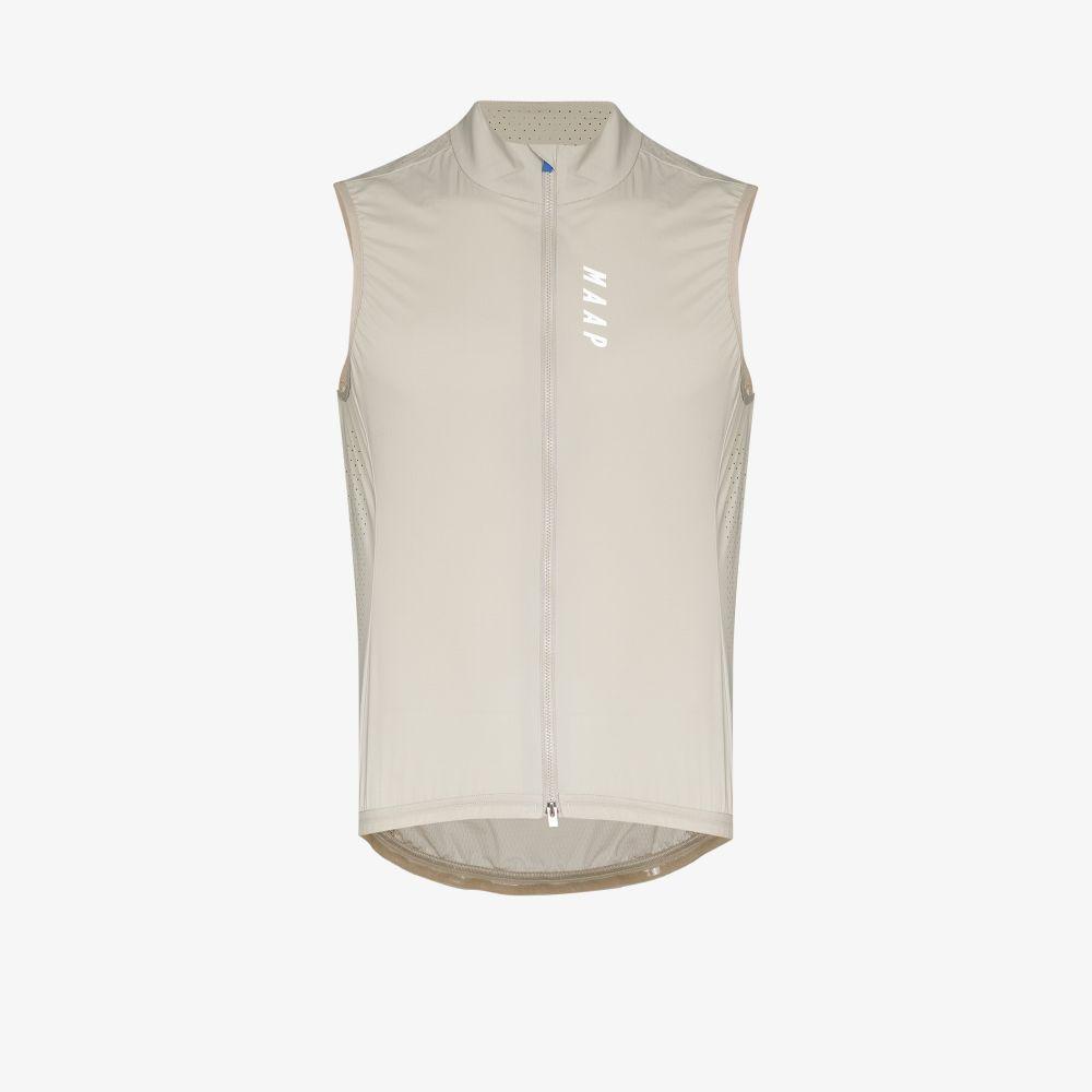 Grey Draft Team Vest