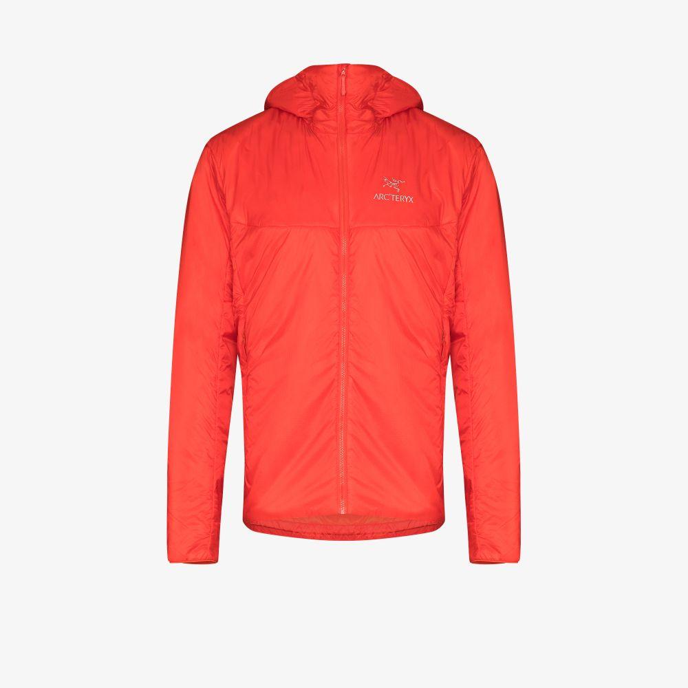 Orange Nuclei FL Hooded Jacket