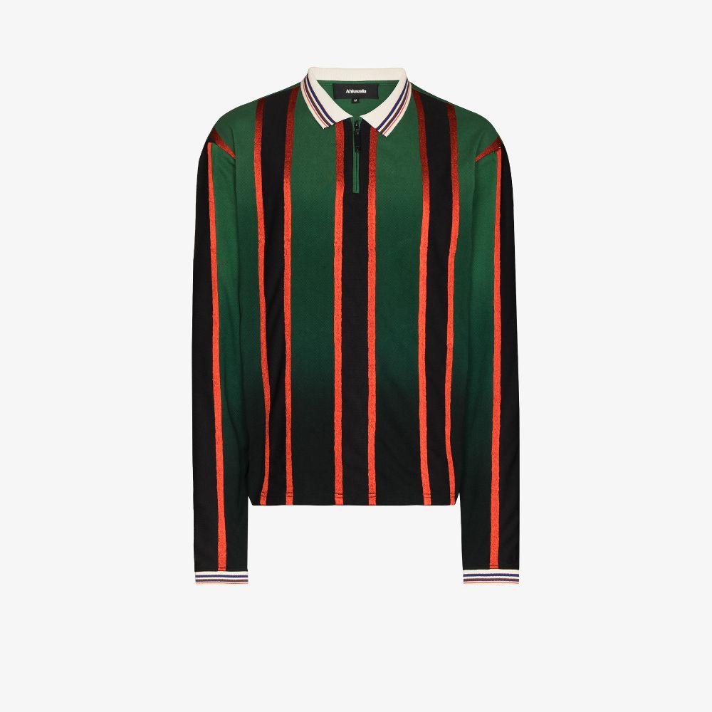 Deep Forest Appliqué Polo Shirt