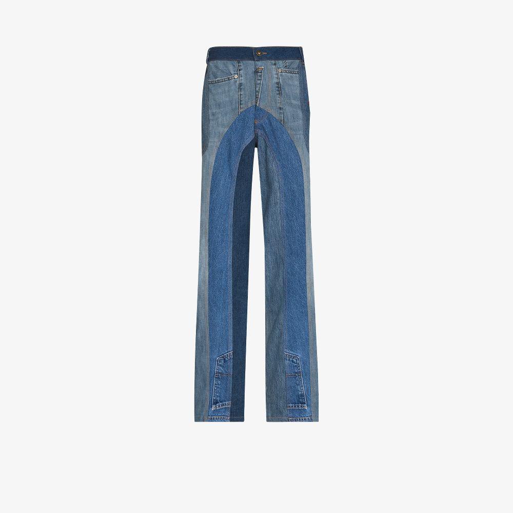 Signature Rework Low-Rise Jeans