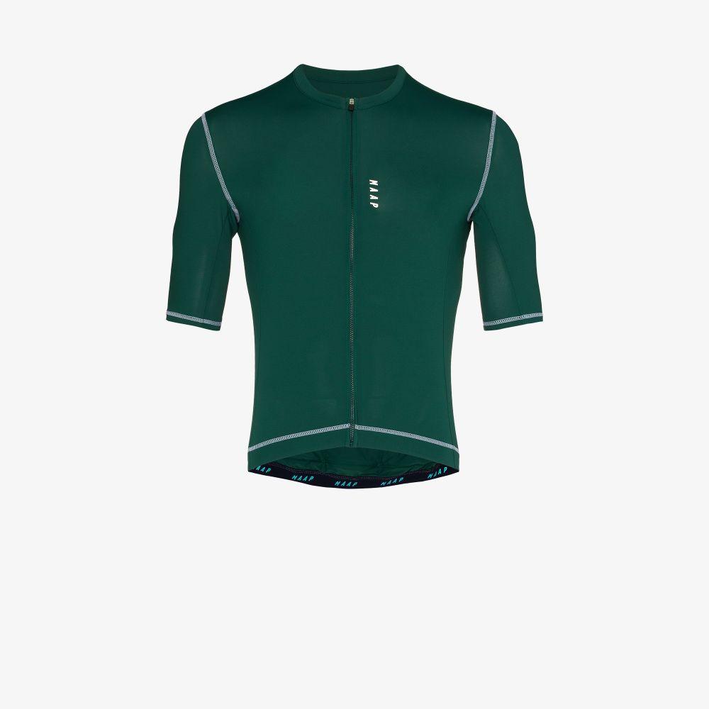 Green Training Jersey Top