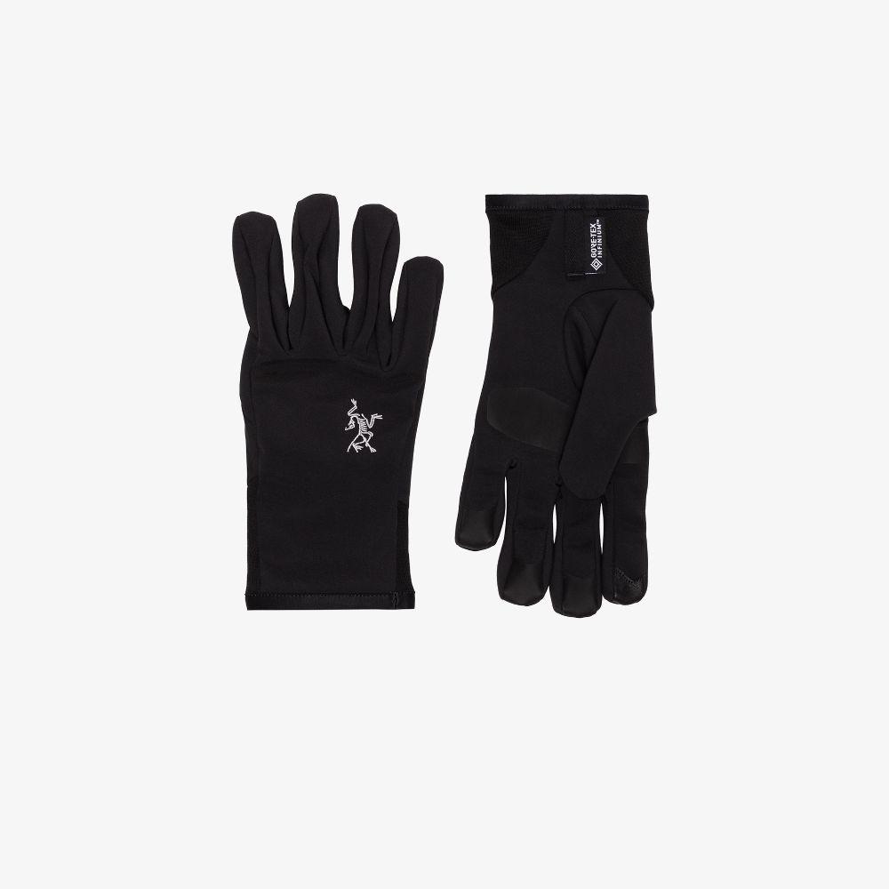 Black Venta Gloves