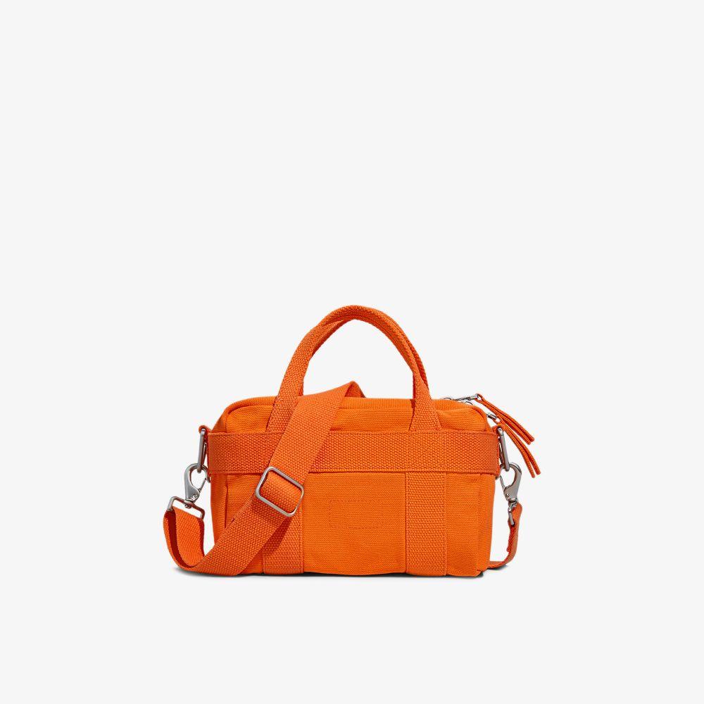 Orange Small Holdall Bag