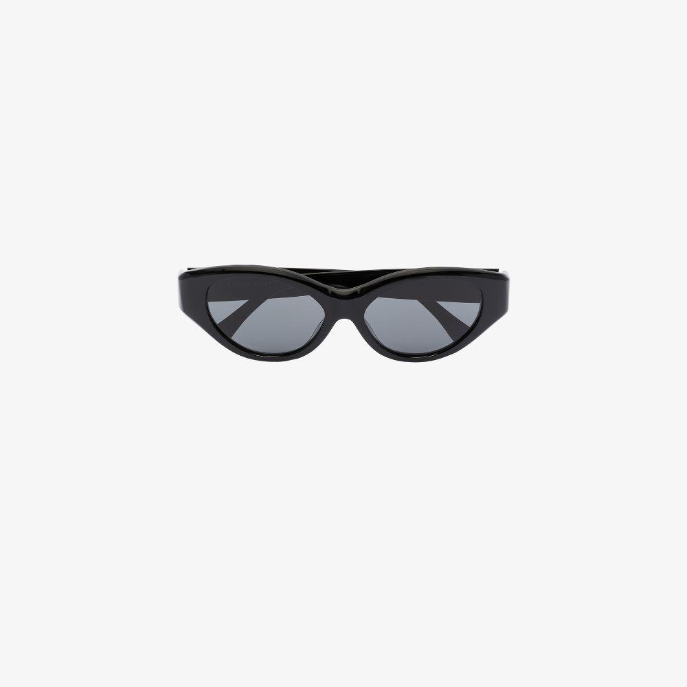 Black Scarlett Cat Eye Sunglasses