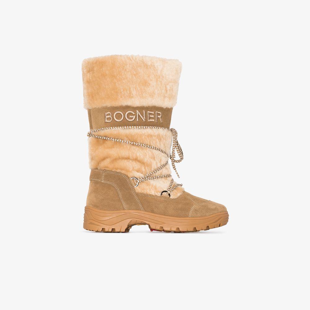 Neutral Alta Badia Snow Boots