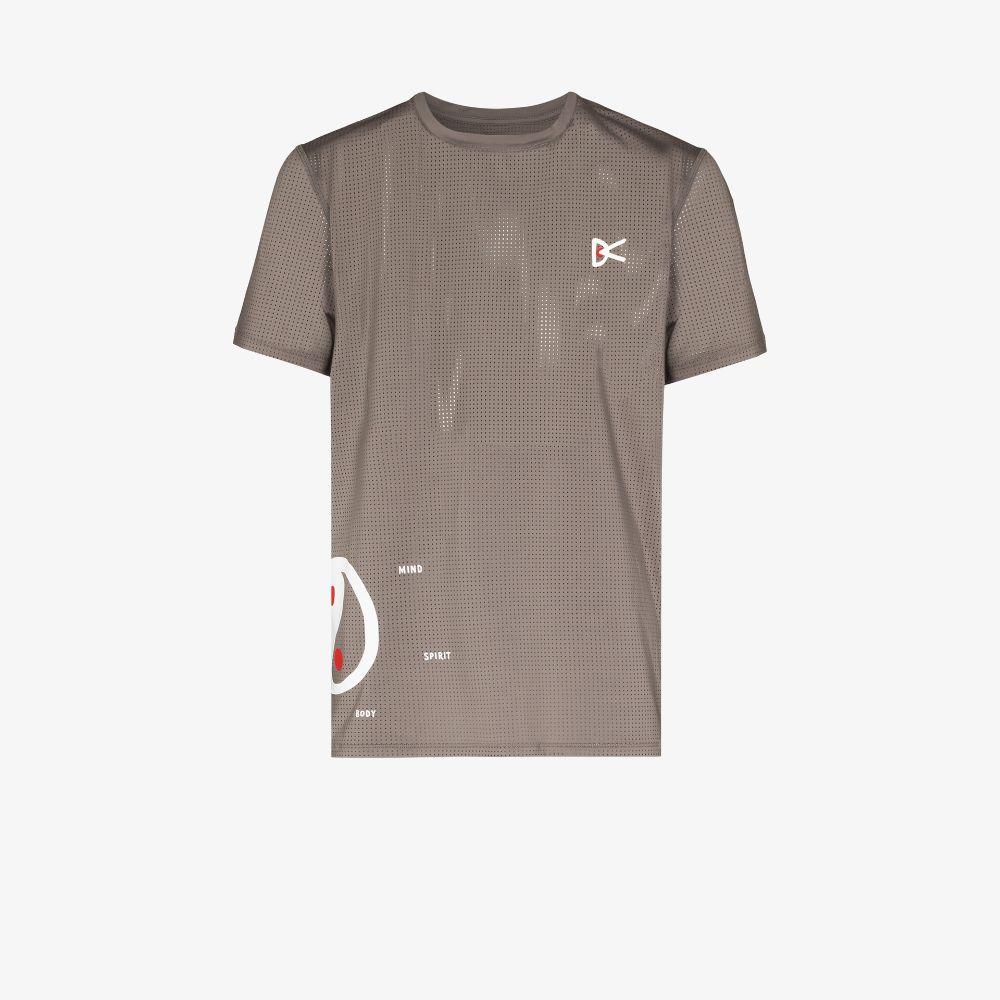 Mind Body Spirit Peace-Tech T-Shirt