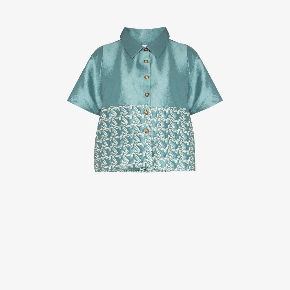 Irene Silk Shirt