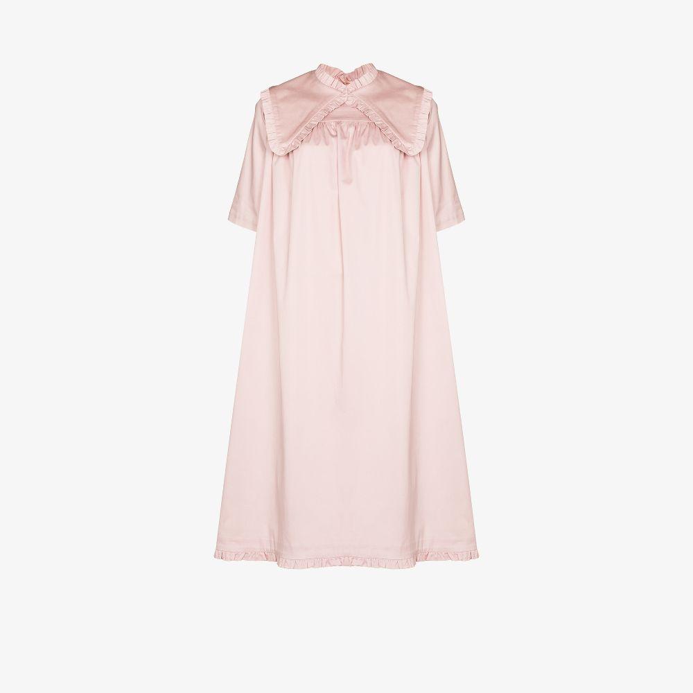 Lourdes Cotton Midi Dress