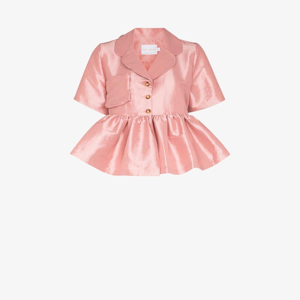 Angela Silk Shirt