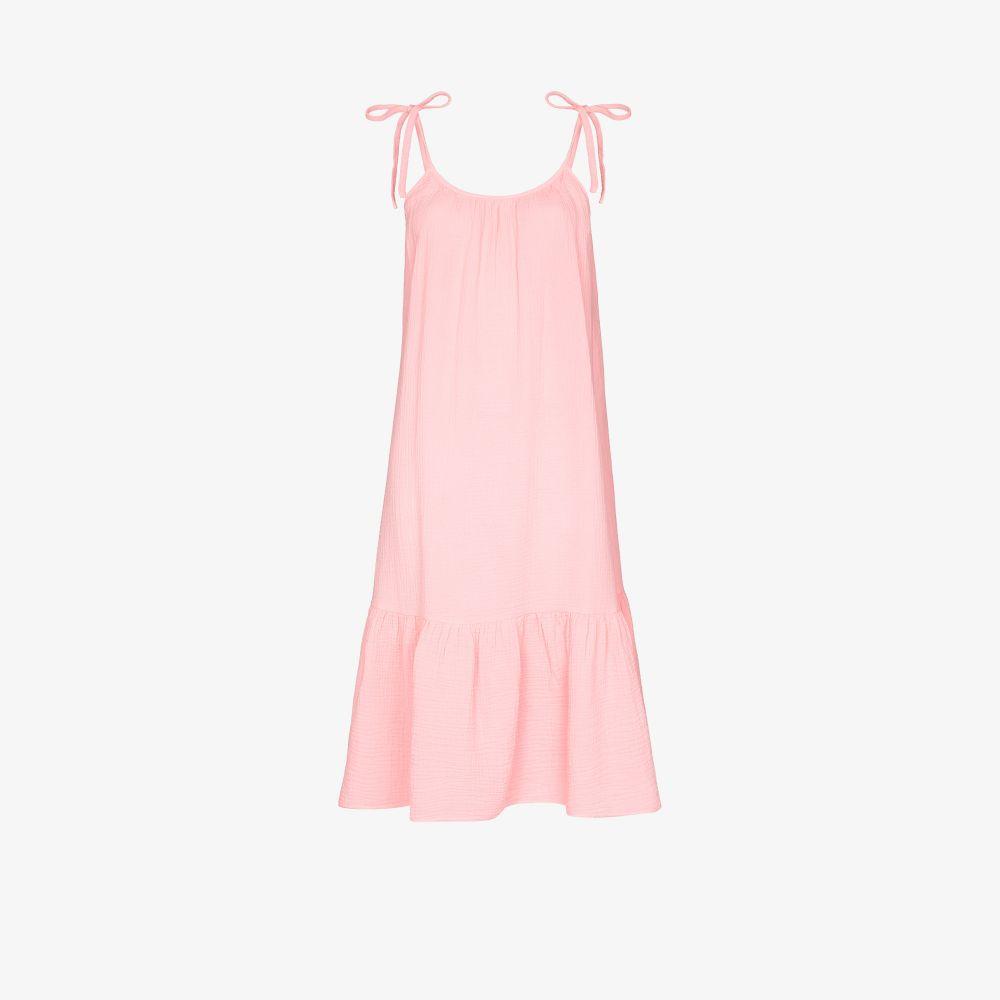 Lilou Flared Midi Dress