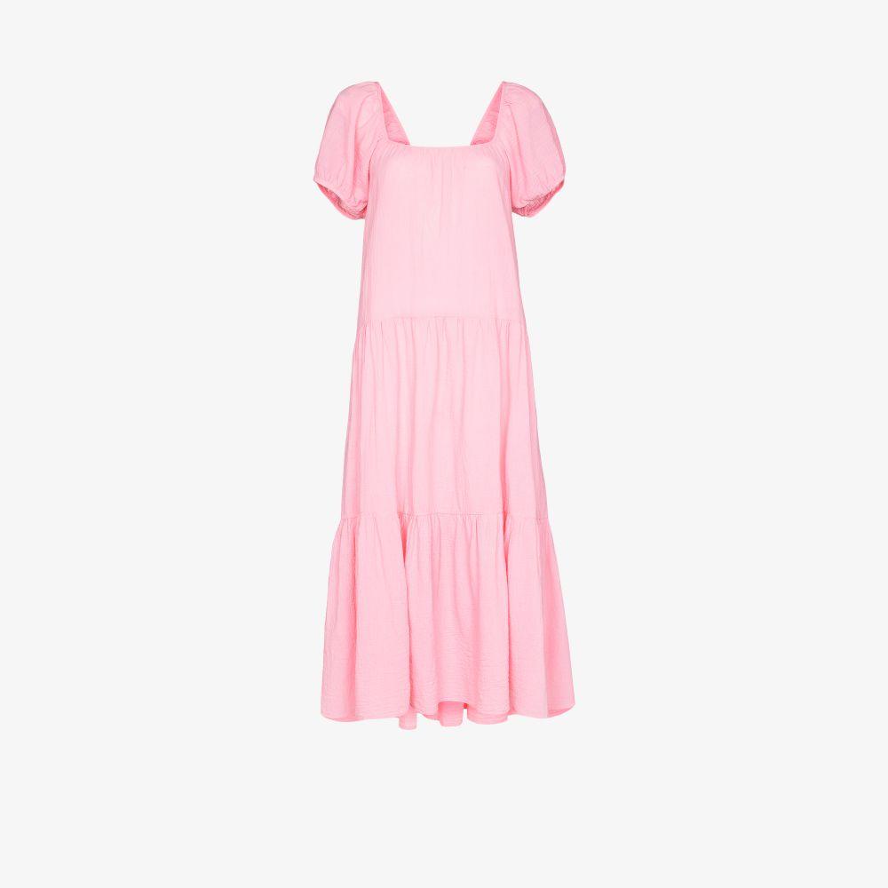 Elodie Cotton Midi Dress
