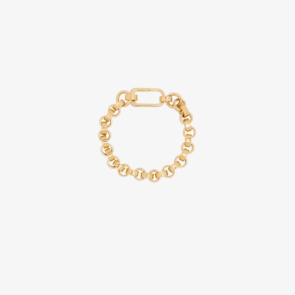 Gold-Plated Carla Chain Bracelet