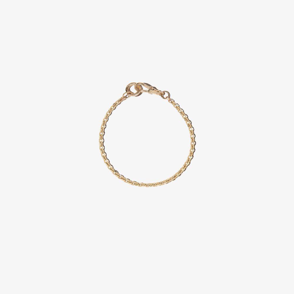 9K Yellow Gold Belcher Chain Bracelet