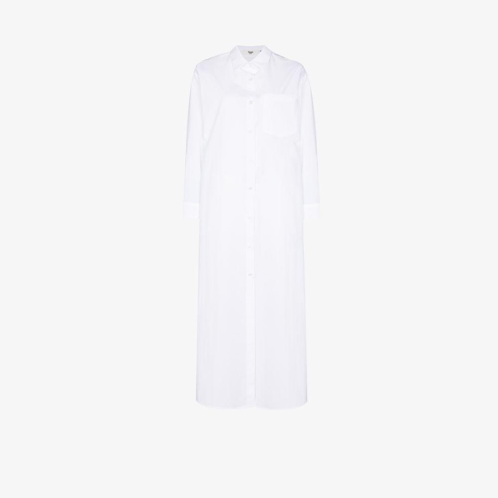 Cala Organic Cotton Shirt Dress