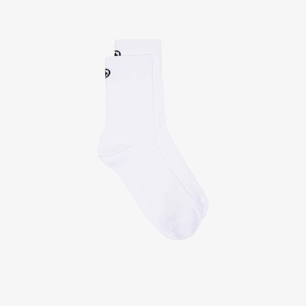 White Equipe GT Socks
