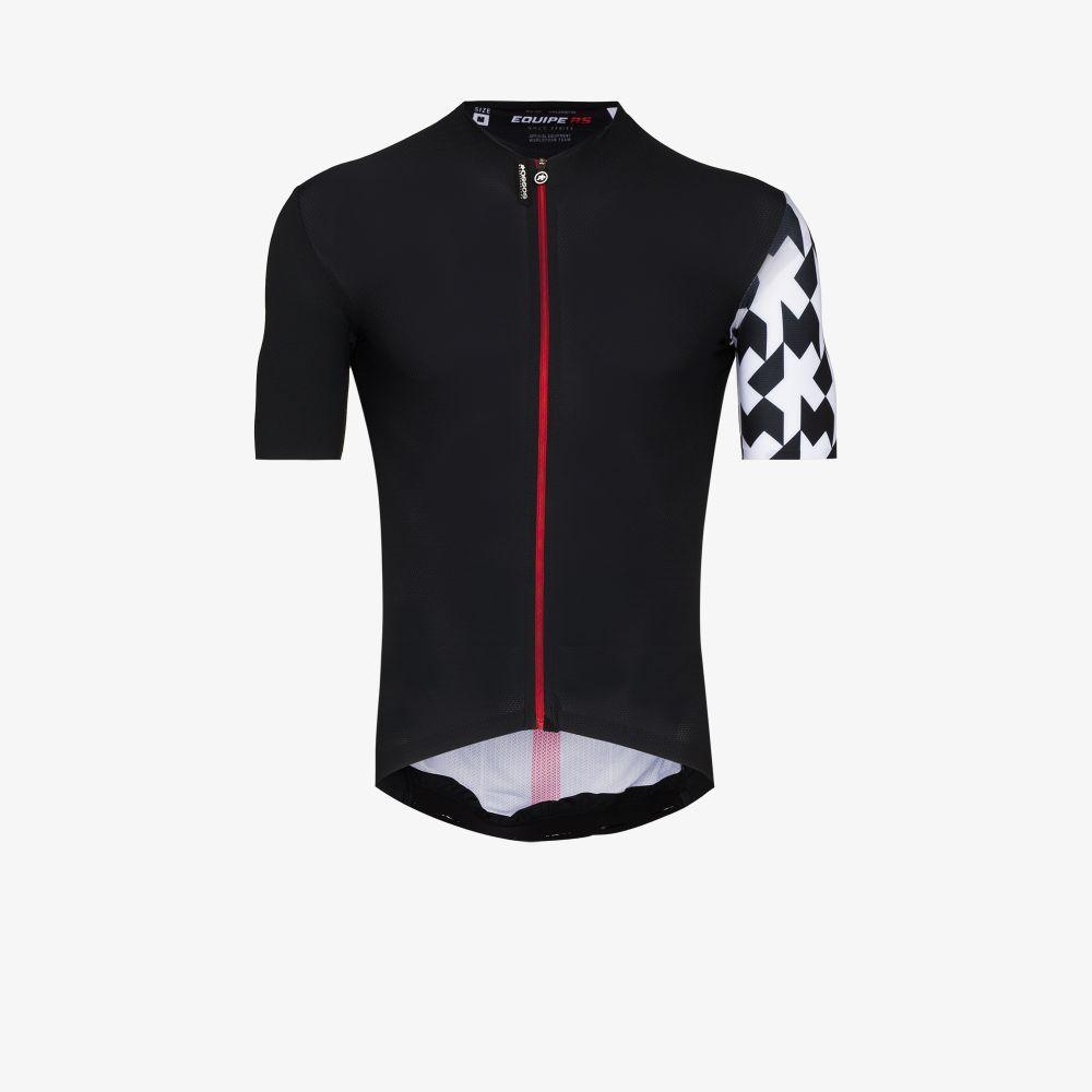 Black Equipe RS Aero Short Sleeve Jersey