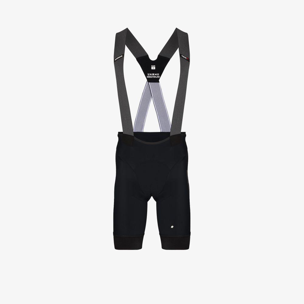 Black Equipe RS S9 Bib Shorts