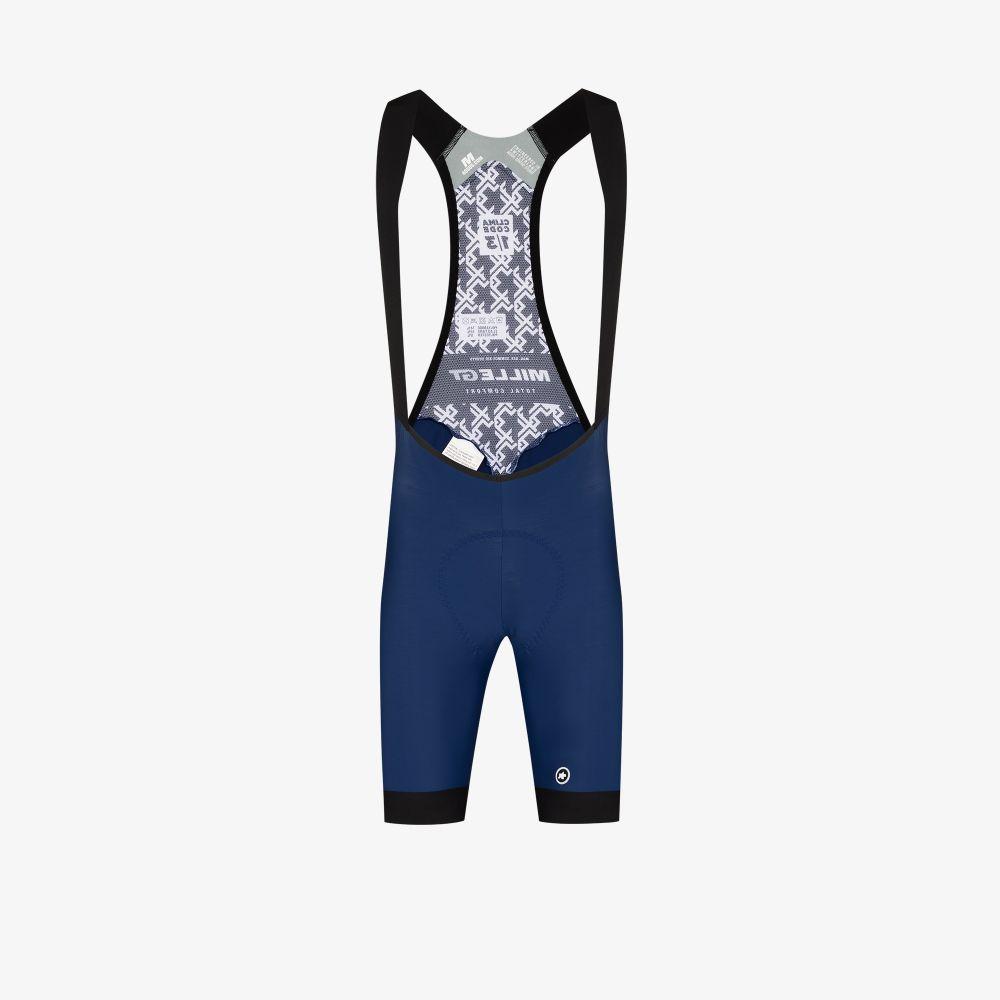 Blue Mille GT Bib Shorts