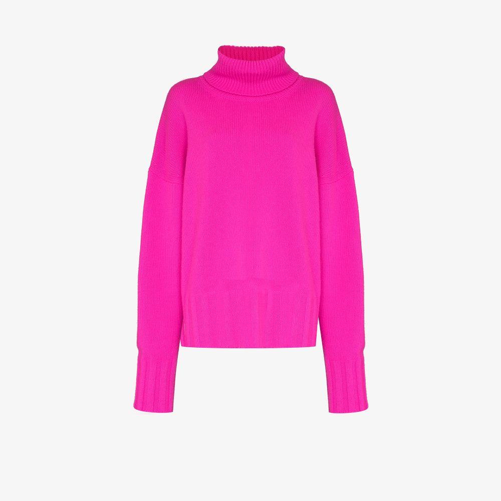 Ely Turtleneck Wool Sweater